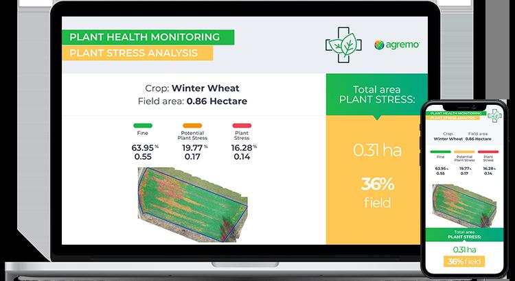 Plant Stress Analysis